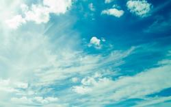 Light Cloud Background