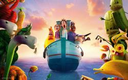 Free Movie Under the Stars – Cloudy With A Chance of Meatballs 2