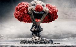 Clown Mushroom Cloud