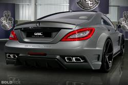 2012 German Special Customs Mercedes-Benz CLS63 AMG 1600 x 1200