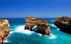 Coast Island Rock Wallpapers Pictures Photos Images. «