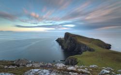 Coast lighthouse scotland