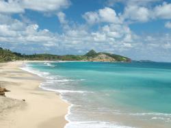 Grenada Coastal Scenery Wallpaper 1024x768px