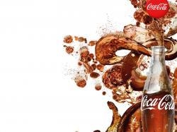 ... Coca Cola Bottle Wallpaper-10 ...