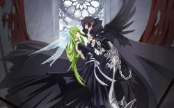 Code Geass Res: 2560x1600 / Size:1690kb. Views: 126636