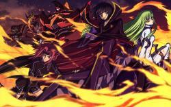 HD Wallpaper | Background ID:168457. 2560x1600 Anime Code Geass