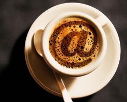 Coffee foam art Wallpaper in 1280x1024 5:4