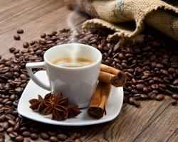 Cut the Risk of Colon Cancer by 50% : A 12 year study on Japanese women found that drinking 3 or more cups of coffee per day may actually halve the risk ...