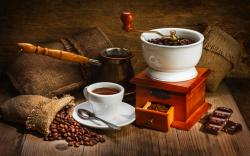 Drink Food Traditional Coffee Wallpaper