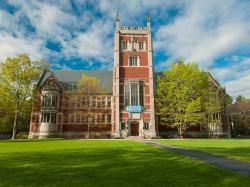 Bowdoin College - Hubbard Hall