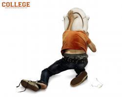 College Wallpaper - Original size, download now.