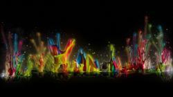 Download Color Splash Wallpaper :