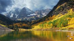 Maroon bells colorado HQ WALLPAPER - (#152204)