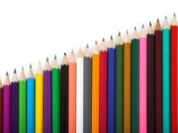 Pencils Colored pencils