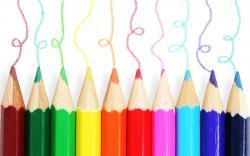 Pencils Colored pencils