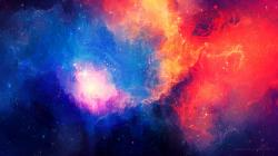 Colorful Galaxy Wallpaper 1920x1080px