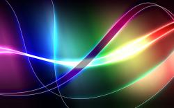 Abstract-wallpapers-Colorful lights-wallpaper