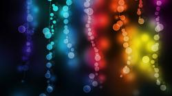Download colorful hanging lights wallpaper. Other sizes: Small \ Medium \ Large \ Full Size