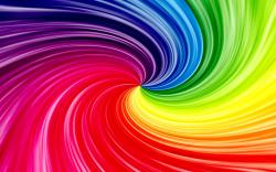 Colorful spirals Wallpaper in 2560x1600 Widescreen