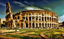 Colosseum Roman Architecture