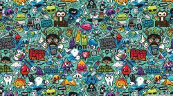 Comic Wallpaper