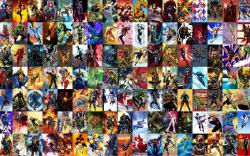 Marvel Characters Wallpaper Comic Wallpapers