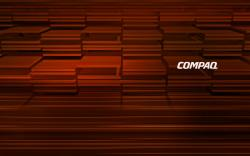 Compaq Wallpaper