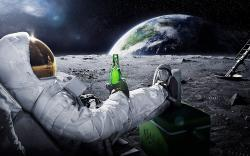 Carlsberg-Beer-In-Space-Desktop-Wallpaper