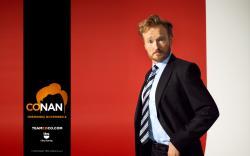 Conan O Brien Wallpaper