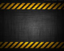 Stripe Grunge Construction Psdgraphics Wallpaper #88398 - Resolution 1280x1024 px