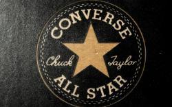 Converse All Star Logo Wallpaper HD