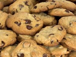Cookies Giant Cookie Wallpaper