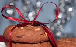 Cookies Ribbon Bow
