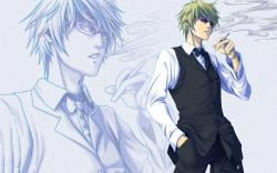 Cool Anime Boy Wallpaper 14491