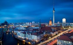 Awesome Berlin Wallpaper 7869