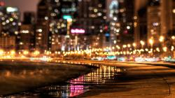 City Lights At Night Wallpaper: New York City Lights Wallpaper Best Desktop Im 1920x1080px