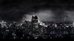 Cool City Skyline Wallpaper 14993