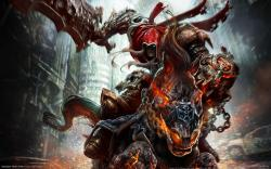 Cool Darksiders Wallpaper 24688 1920x1080 px