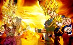 Cool Dragon Ball Z Wallpaper 40543 1920x1200 px