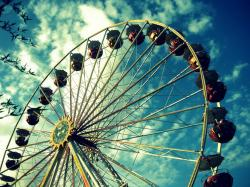 Ferris Wheel Wallpaper ...