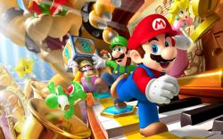 Super Mario Wallpaper HD Wallpapers Cool Wallpapers