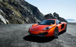 15 Fantastic HD McLaren Wallpapers