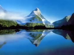 Cool Mountain Nature Wallpaper