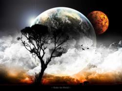 Cool Digital Earth. download beautiful digital hd wallpaper