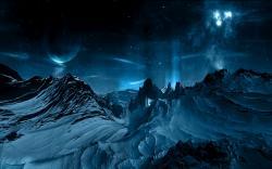 HD Wallpaper   Background ID:121806. 2560x1600 Sci Fi Landscape