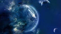 Wallpaper Space Art Cool Photos Pictures