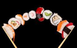 Cool Sushi Wallpaper