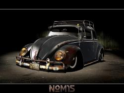 Cool Old Car Vw Wallpaper