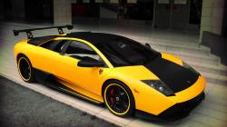 Cool Yellow Lamborghini Wallpaper
