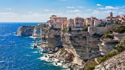 Corsica On The Rocks wallpaper
